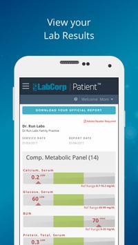 LabCorp | Patient poster