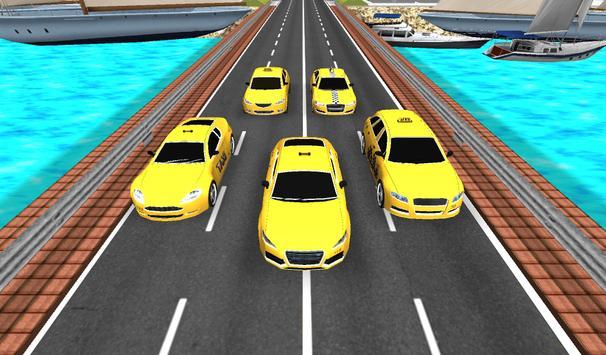 Taxi Car Driver screenshot 10