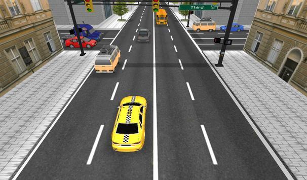 Taxi Car Driver screenshot 2
