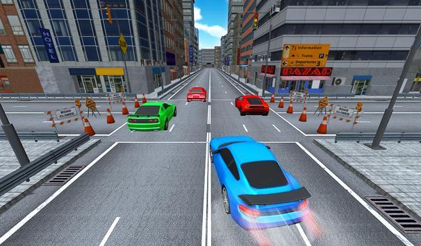 Turbo Racer 3D screenshot 4