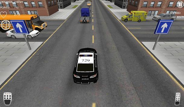 Police Car Racer screenshot 9
