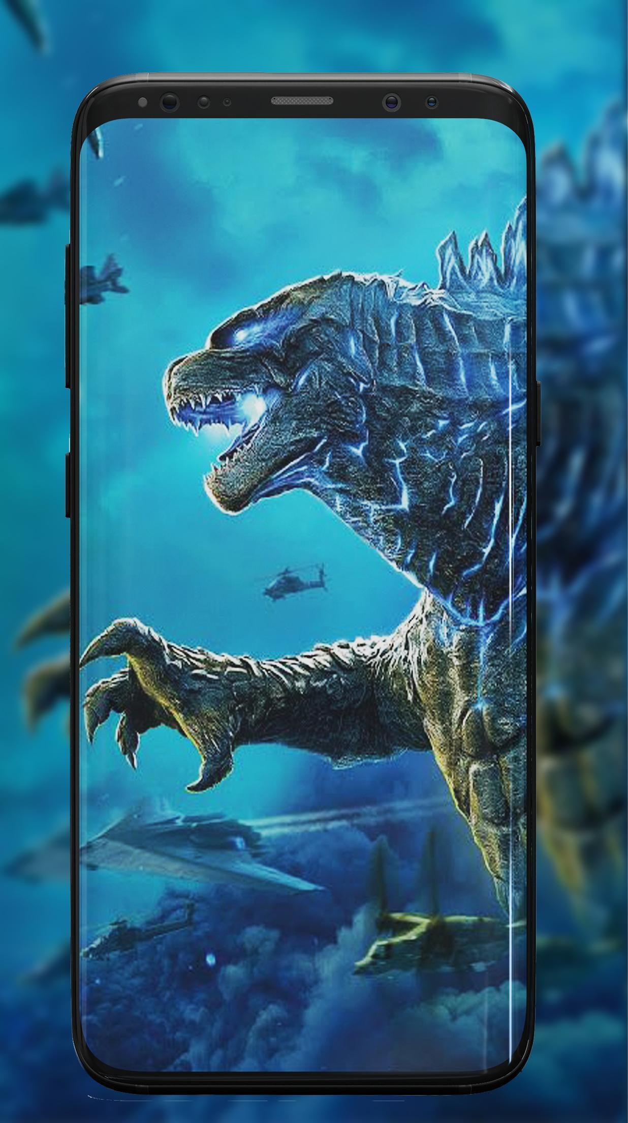Godzilla Wallpapers King Of The Monster 2019 For Android Apk