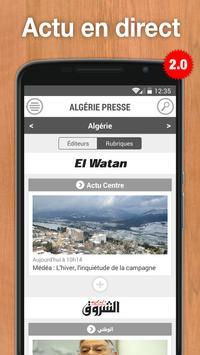 Algeria Press poster
