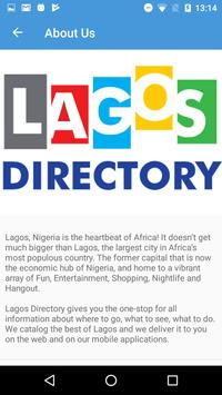 Lagos Directory screenshot 5