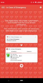 ICE - In Case of Emergency screenshot 3