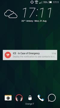 ICE - In Case of Emergency screenshot 1