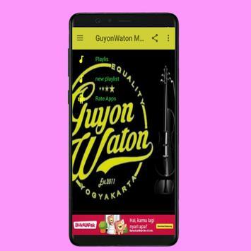 Guyon Waton mp3 Terbaru screenshot 1