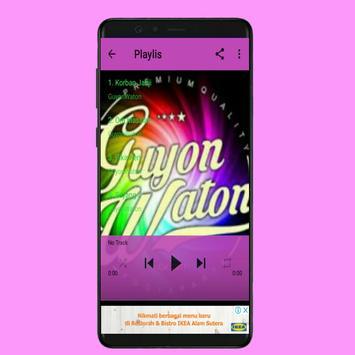 Guyon Waton mp3 Terbaru screenshot 3