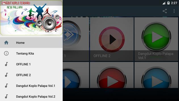 Dangdut Koplo Terbaru Palapa screenshot 8