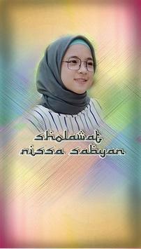 Lagu Nisa Sabyan Sholawat Terbaru 2019 poster
