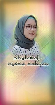 Lagu Nisa Sabyan Sholawat Terbaru 2019 screenshot 5