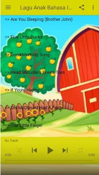 Lagu Anak Bahasa Inggris Pilihan poster
