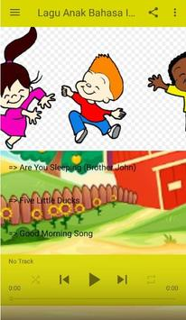 Lagu Anak Bahasa Inggris Pilihan screenshot 1