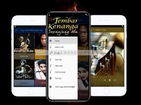 Kumpulan Lagu Kenangan Mp3 screenshot 1