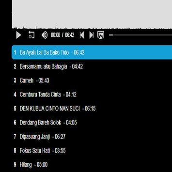 Song Minang Mp3 screenshot 2