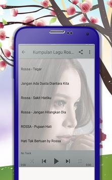 Kumpulan Lagu Populer Rossa MP3 screenshot 4