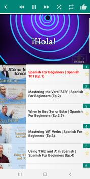 Learn Spanish with 15000 Videos screenshot 5