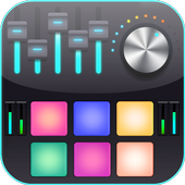 Remix music Pad icon
