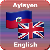 Kreyòl Ayisyen ak Anglè Tradiksyon icon