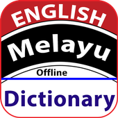 English to Malay dictionary Offline icon