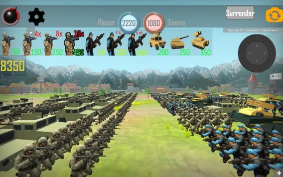 World War 3: European Wars - Strategy Game screenshot 2