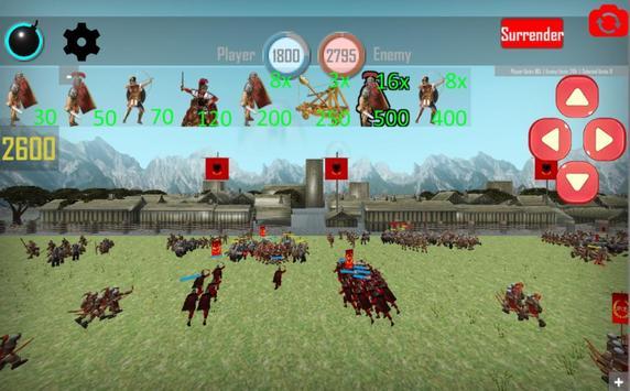 Roman Empire: Rise of Rome screenshot 3