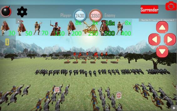 Roman Empire: Rise of Rome screenshot 1