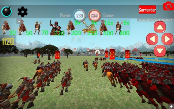 Roman Empire: Rise of Rome screenshot 5