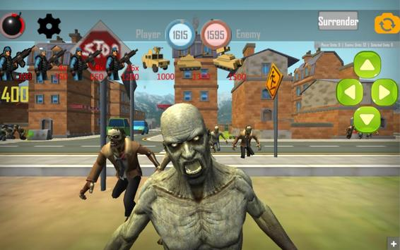 Zombies: Real Time World War screenshot 15