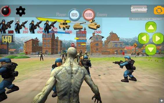 Zombies: Real Time World War screenshot 19