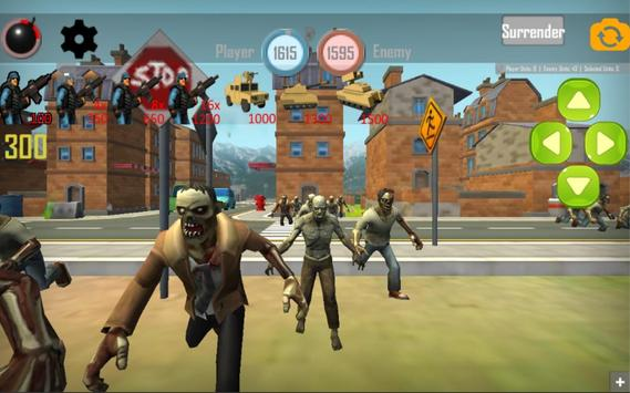 Zombies: Real Time World War screenshot 3