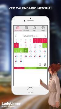 Ladytimer captura de pantalla 1