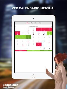 Ladytimer captura de pantalla 5