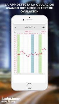 Ladytimer captura de pantalla 9