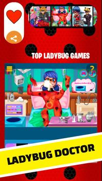 Ladybug Fashion and Miraculous dress up cat noir screenshot 1