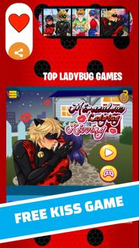 Ladybug Fashion and Miraculous dress up cat noir screenshot 2