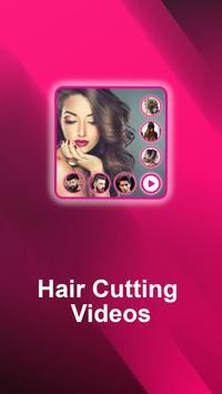 Hair Cutting Video (Girls/Men) poster