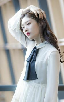 Wallpapers of Korean Girls Cute 2021 screenshot 5