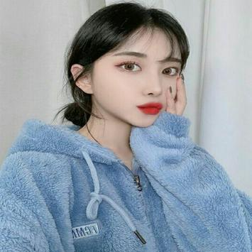 Wallpapers of Korean Girls Cute 2021 screenshot 7