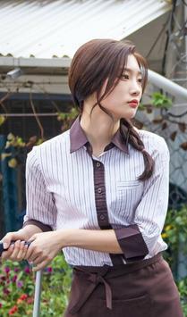 Wallpapers of Korean Girls Cute 2021 screenshot 6