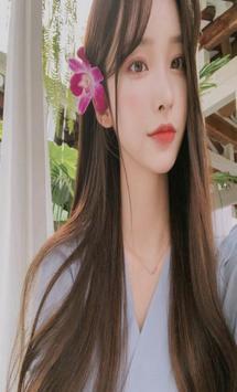 Wallpapers of Korean Girls Cute 2021 screenshot 9
