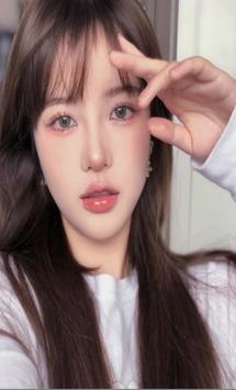 Wallpapers of Korean Girls Cute 2021 screenshot 10