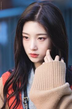 Wallpapers of Korean Girls Cute 2021 screenshot 1