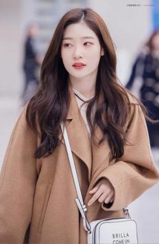 Wallpapers of Korean Girls Cute 2021 screenshot 3