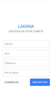 Lakana screenshot 1
