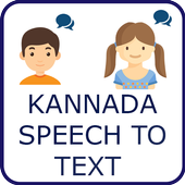 Kannada Speech to Text -  Translator & Recognizer icon