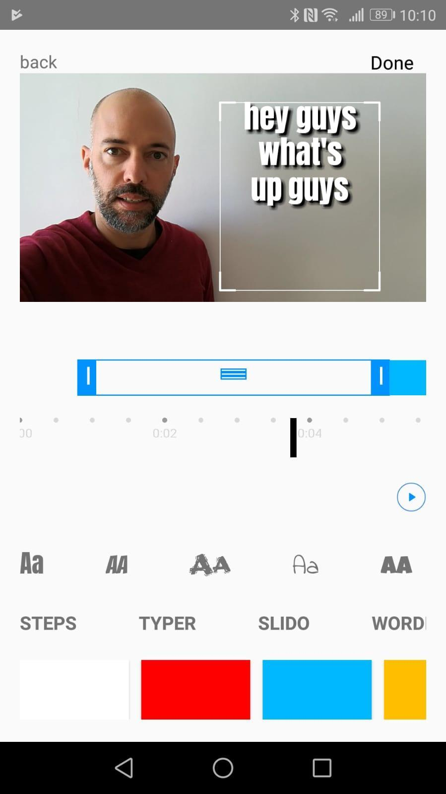 AutoCap for Android - APK Download