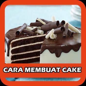 Cara Membuat Cake poster