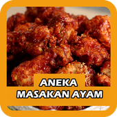 Aneka Resep Masakan Ayam Terbaru icon