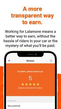 Lalamove Driver - Earn Extra Income captura de pantalla 2